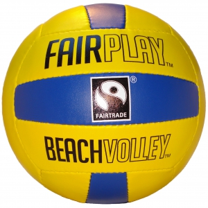 Fairplay volleyball - Fairtrade